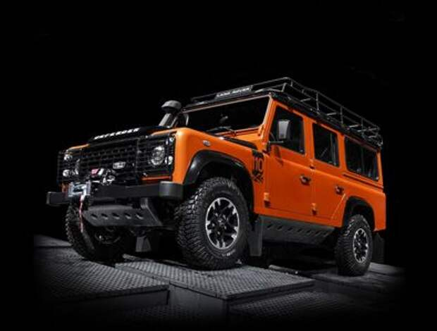 За имя и славу: Land Rover отстоял право на название Defender