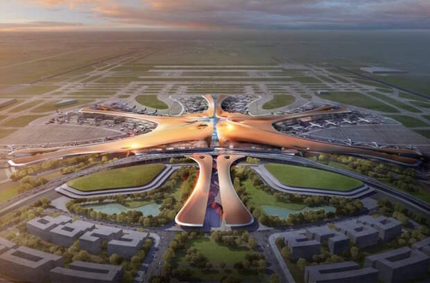 Мегапроекты современности, которые изменят облик мировой экономики Gigafactory, TAIGA, крупнейший завод по производству гелия, мегапроекты, пекинский аэропорт, плавучая солнечная электростанция, самый большой аэропорт