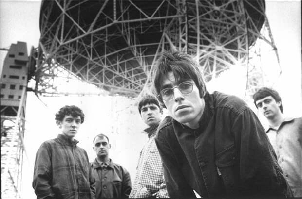 Песни 90-ых: Oasis - The Masterplan