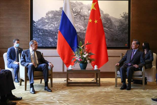 FCKNG QRNTN: Послание Москвы для Пекина не дойдет