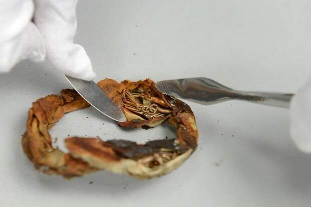 В музее Освенцима эта кружка простояла 70 лет. Недавно в ней обнаружили тайник