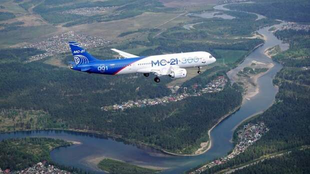 США просчитались с российским проектом МС-21
