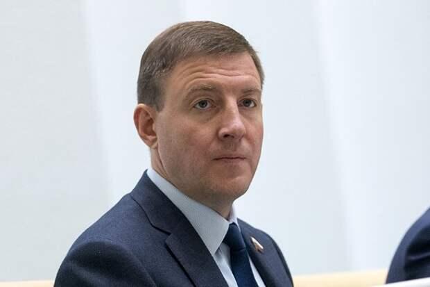 Андрей Турчак. Фото: Federation Council of Russia / via Globallookpress.com / www.globallookpress.com