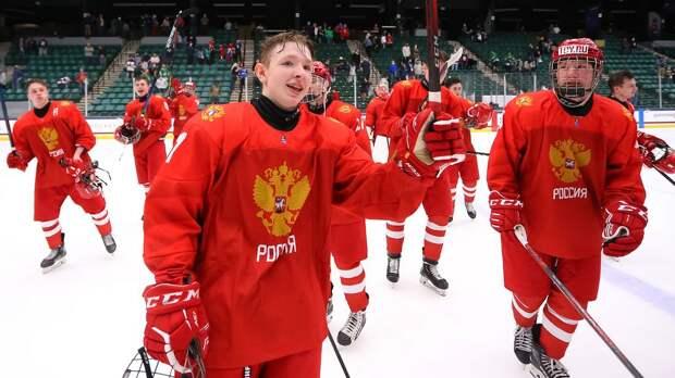 Сборная России одержала самую крупную победу в истории противостояния с Чехией на юниорских ЧМ