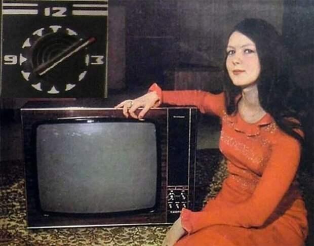 Почему советские телевизоры делали на 12 каналов, а транслировались две программы
