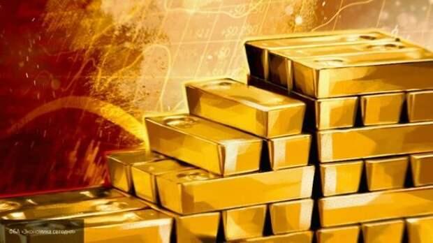 США потеряют влияние вместе с ролью главного хранителя золота
