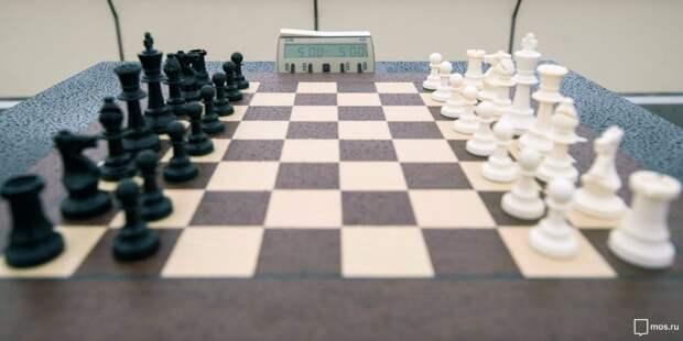 В Строгине пройдёт турнир по быстрым шахматам
