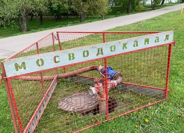 Состояние местного пруда обеспокоило жителей Дегунинской улицы