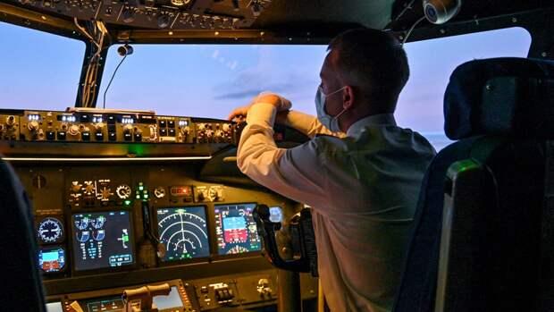 """Австралийский пилот во время полета """"проспал"""" аэропорт приземления"""