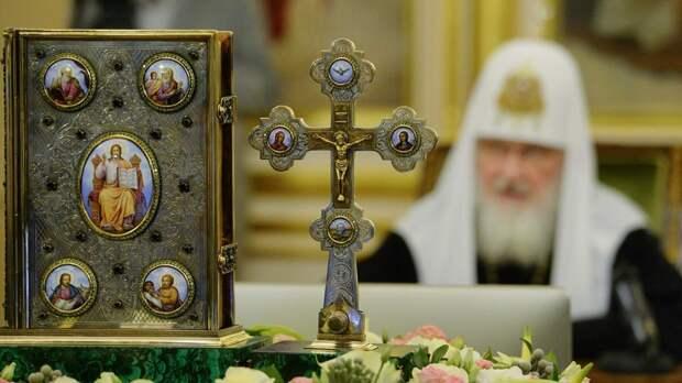 Русский экзархат в Европе вошел в состав РПЦ.