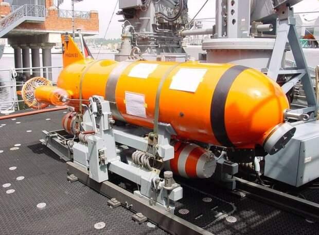 О перспективах морских мин на службе современных флотов