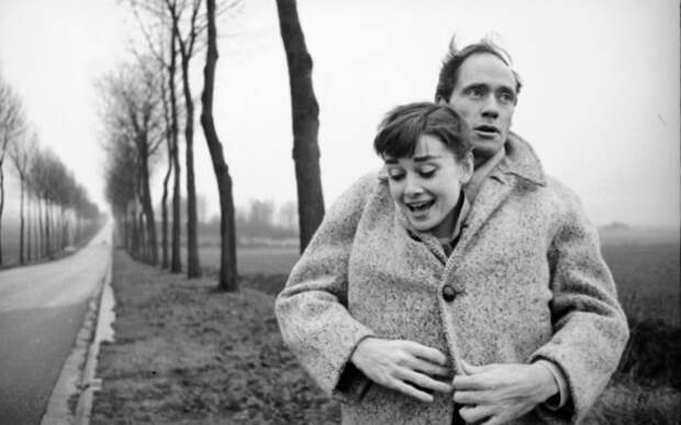 «Схожу с ума по этому парню...»: утраченная любовь Одри Хепберн и Мела Феррера