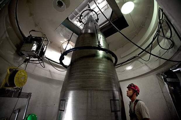 Американский ядерный арсенал