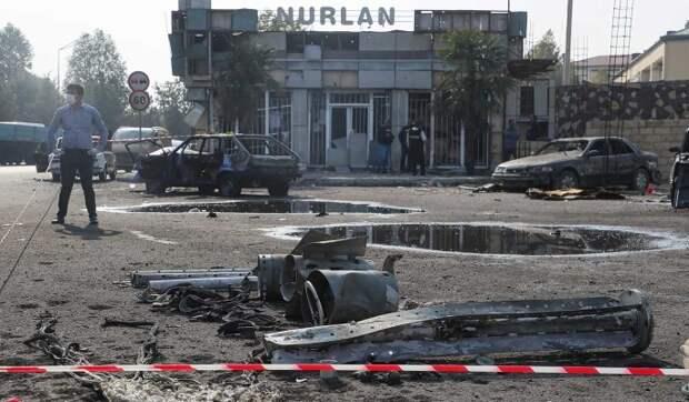 Кремль назвал условие для ввода миротворцев в Нагорный Карабах