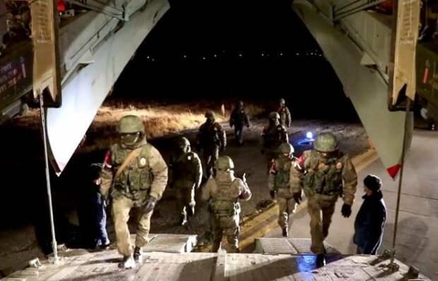 Турецкие миротворцы в Карабахе не предусмотрены: Москва подтверждает Ереван...