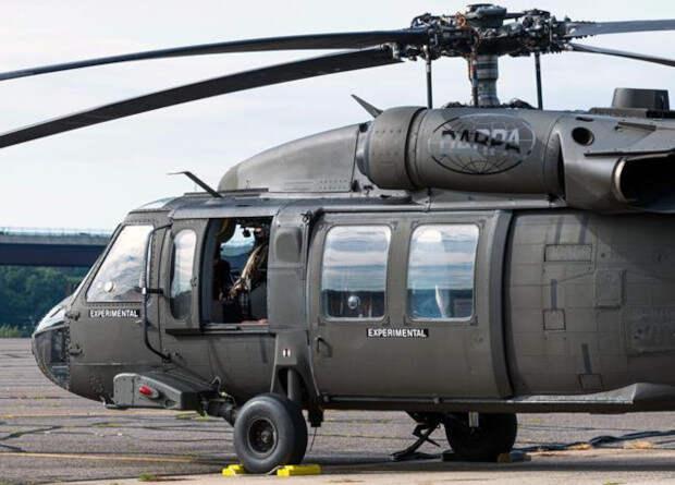 Sikorsky испытала обеспилоченный вертолет полностью автономным полетом