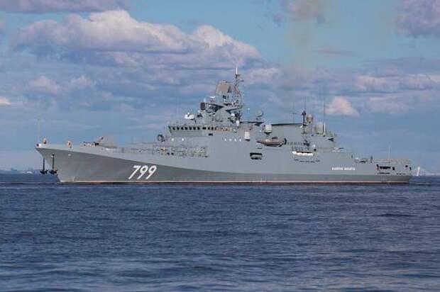 Румыния хочет защититься от российских кораблей ракетами Naval Strike Missile