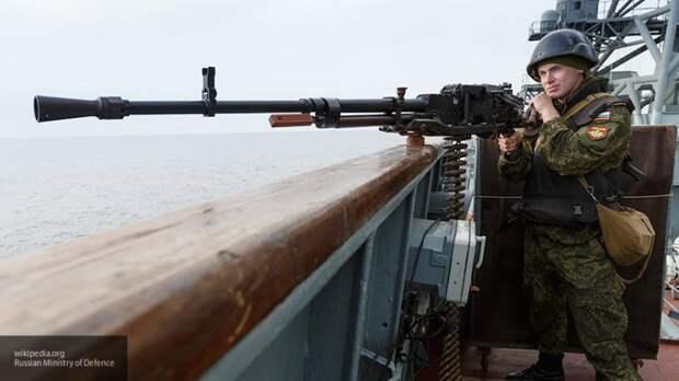 Американскому флоту предрекли поражение в случае войны с Россией