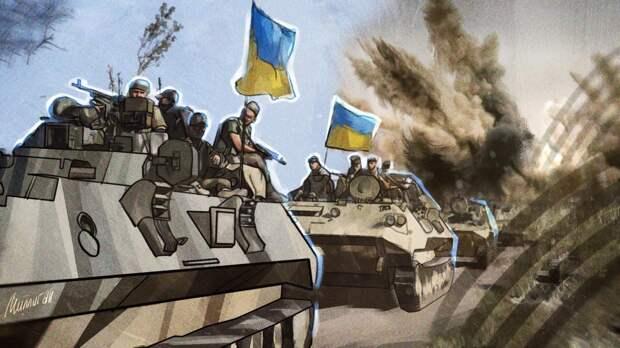 В ЛНР пообещали дать неожиданный отпор бойцам ВСУ