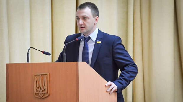 Ярый русофоб языковой омбудсмен Тарас Креминь ведет работу по созданию музея украинского языка