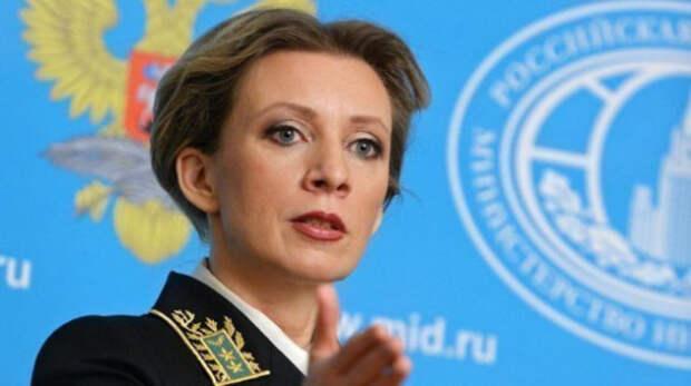Мария Захарова на брифинге с журналистами объявила президента Ельцина ставленником ЦРУ