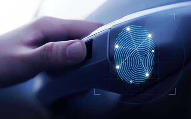 В Hyundai создали систему доступа в автомобиль по отпечатку пальца
