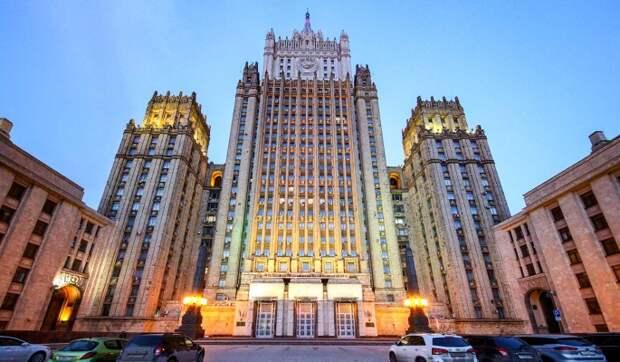 В МИД России отреагировали на нападки США за Крым: Извинитесь за Хиросиму?