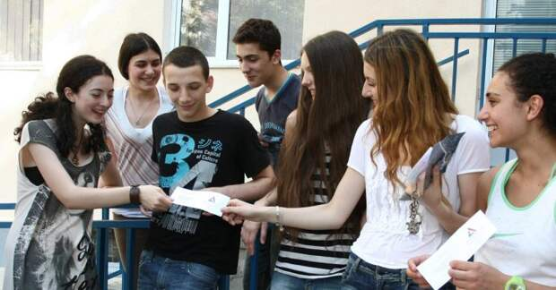 История про находчивую студентку-грузинку заставит вас хохотать!