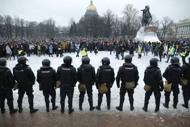 «Российский тупик» США: запрос на насилие уже «не тот»