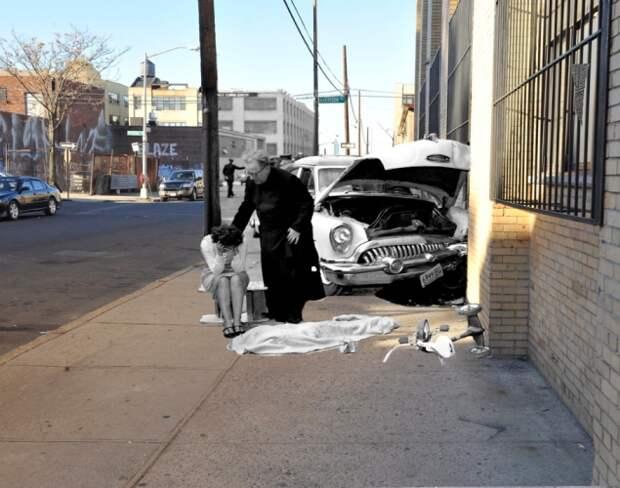 Эхо ужасов старого Нью-Йорка