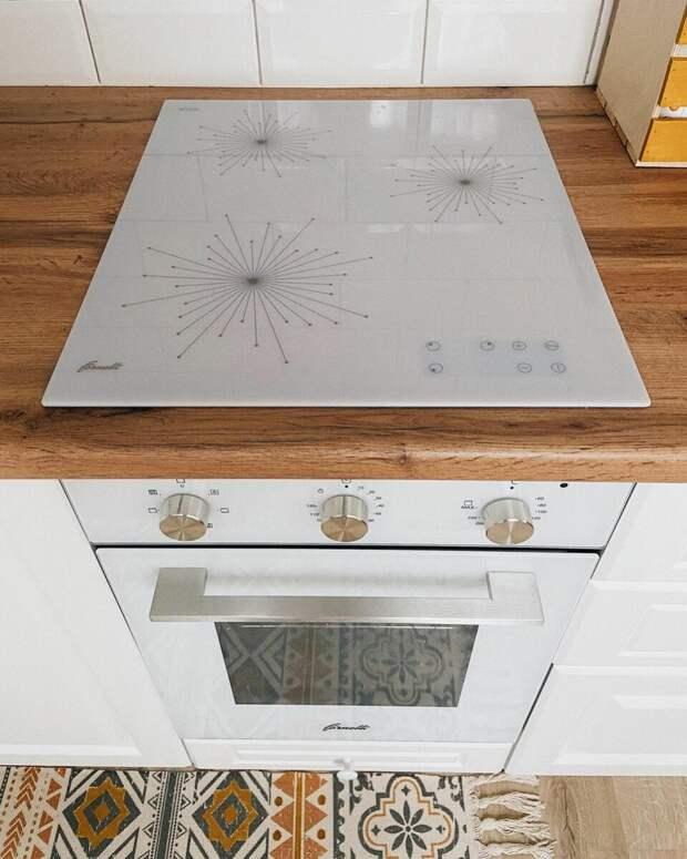 Установка и подключение индукционной плиты