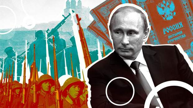 Хазин: Путин в День Победы предупредил о скором завершении эры господства США