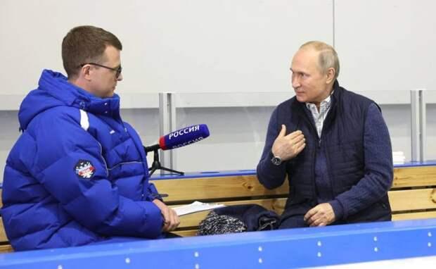 Путин рассказал о том, чего ожидает от встречи с Байденом в Женеве