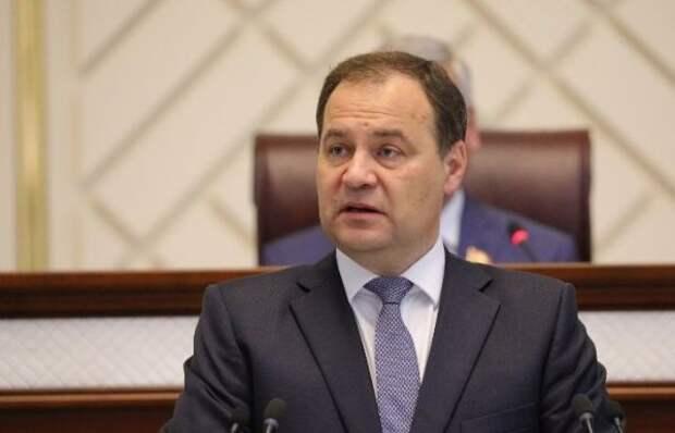 ВМинске заявили, что неподдадутся навнешнее давление