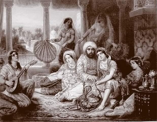 Секс, султан и скандалы: как утехи сгубили Ибрагима I и почему его прозвали «Безумным», изображение №3