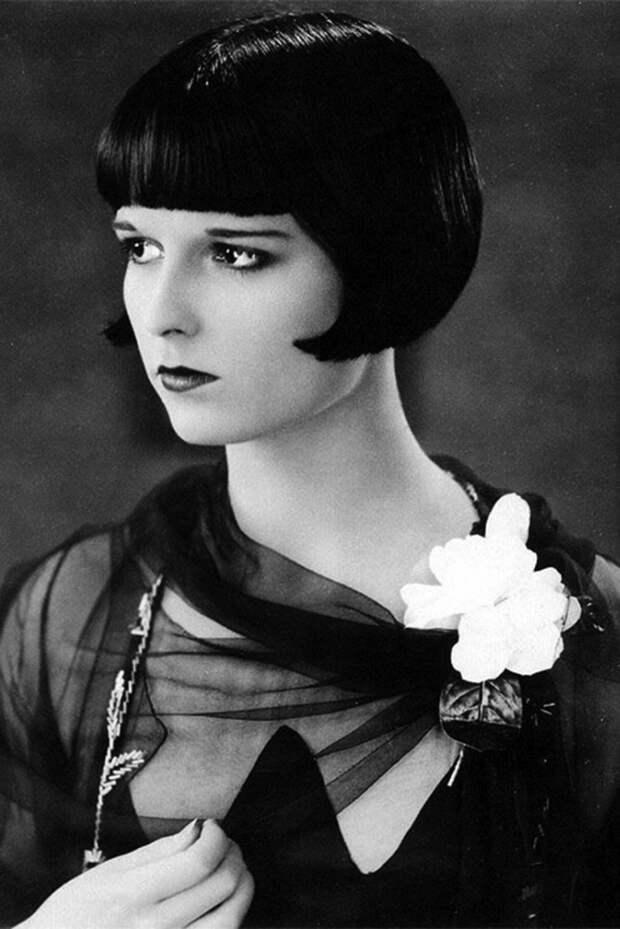 Женские причёски 20-х годов