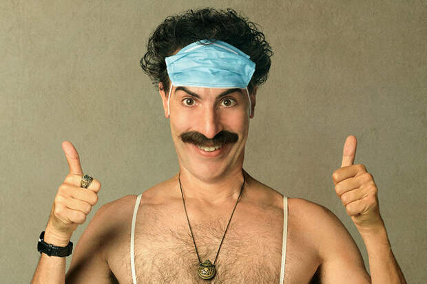 Borat Subsequent Moviefilm | Photo Credits: Amazon Prime Video