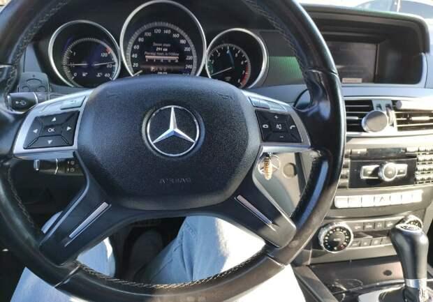 Купил Mercedes С-класса 2013 года. Рассказываю, во сколько он мне обошёлся и делюсь впечатлениями