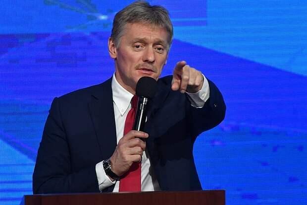 Песков назвал «внутриукраинской политической кухней» идею обмена Медведчука
