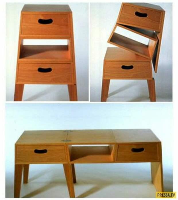 Составная мебель (подборка)