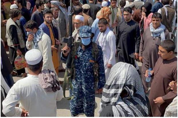 Талибы отложили объявление состава нового правительства Афганистана