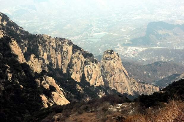 MountTai15 Тайшань. Гора Восхода