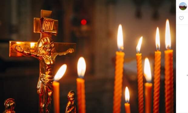 В Марьине заложили памятную капсулу в основание строящегося храма