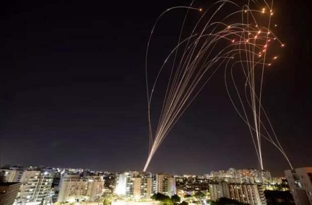 Крупнейшее с 2014 г. обострение палестино-израильского конфликта. Главное