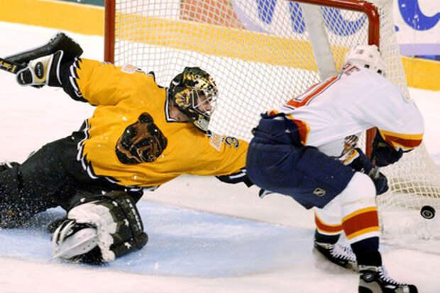 Канадский хоккеист вспомнил о 30 днях ужаса в России