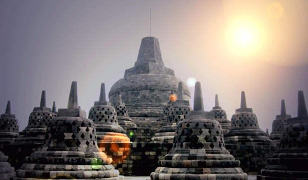 Странные пирамиды загадочного народа игбо