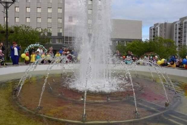 К работам по расконсервации фонтанов приступили специалисты КЗХ в Магадане