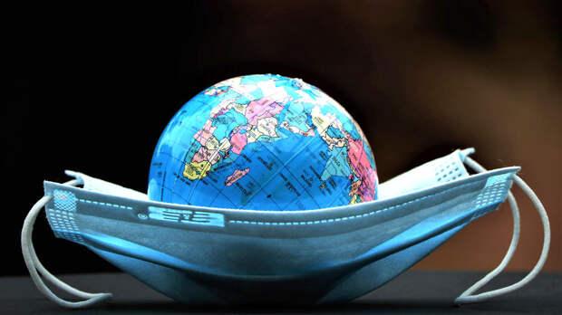 ВОЗ спрогнозировала пик распространения COVID в мире