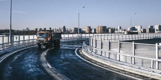 Участок СВХ от Дмитровского до Ярославского шоссе введут в эксплуатацию в 2022 году