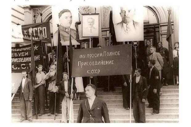 В Прибалтике меняется представление о жизни в СССР. Почему?